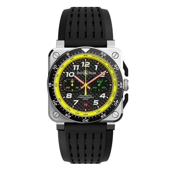 Bell and Ross BR0394-RS19/SRB