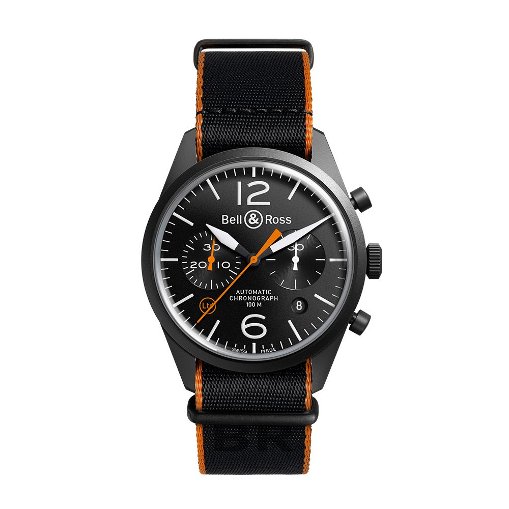 Bell and Ross BRV126-O-CA