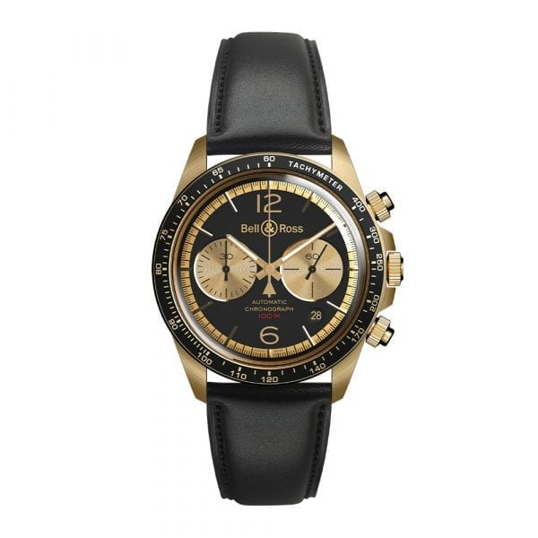 Bell and Ross BRV294-BC-BR/SCA