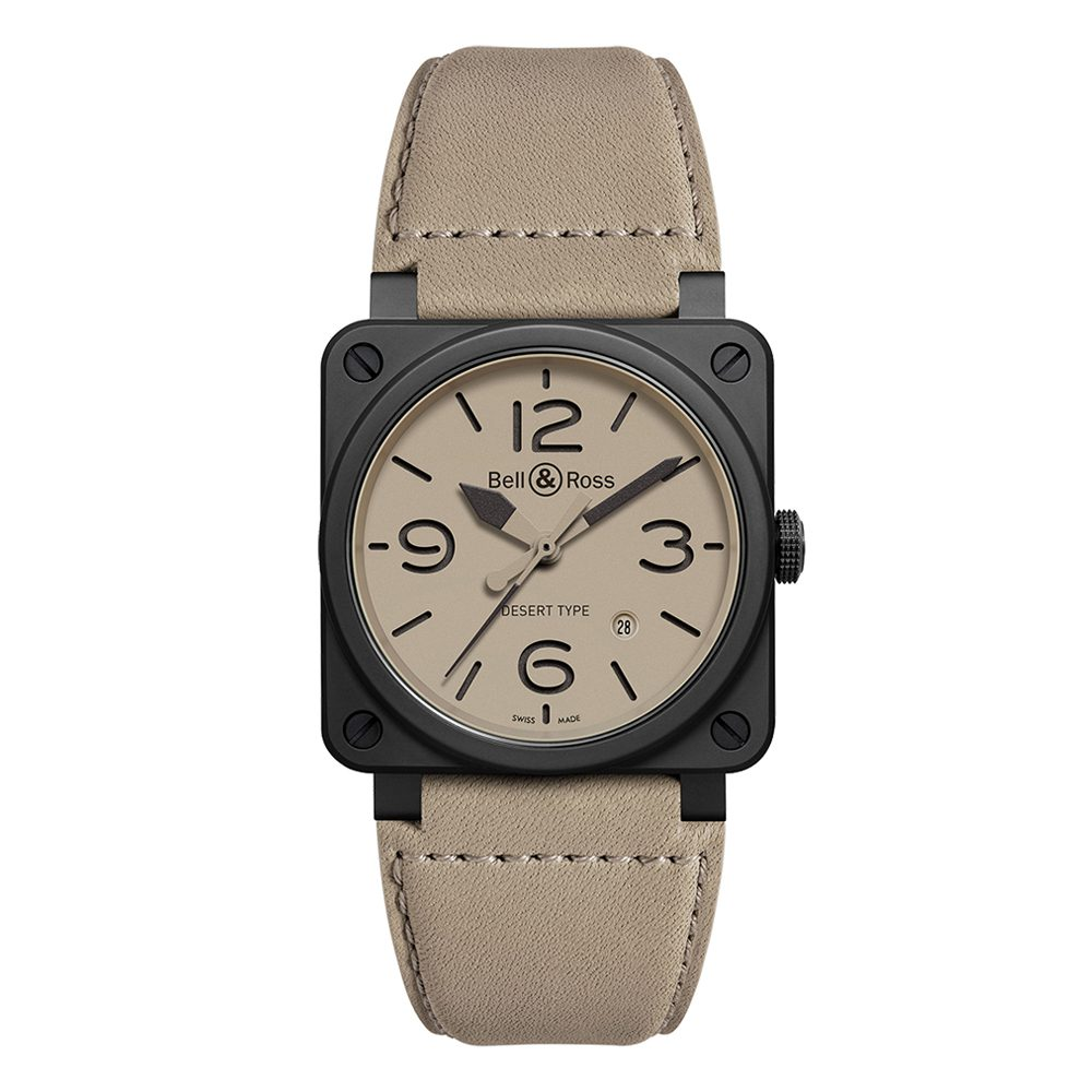 Bell and Ross BR0392-DESERT-CE