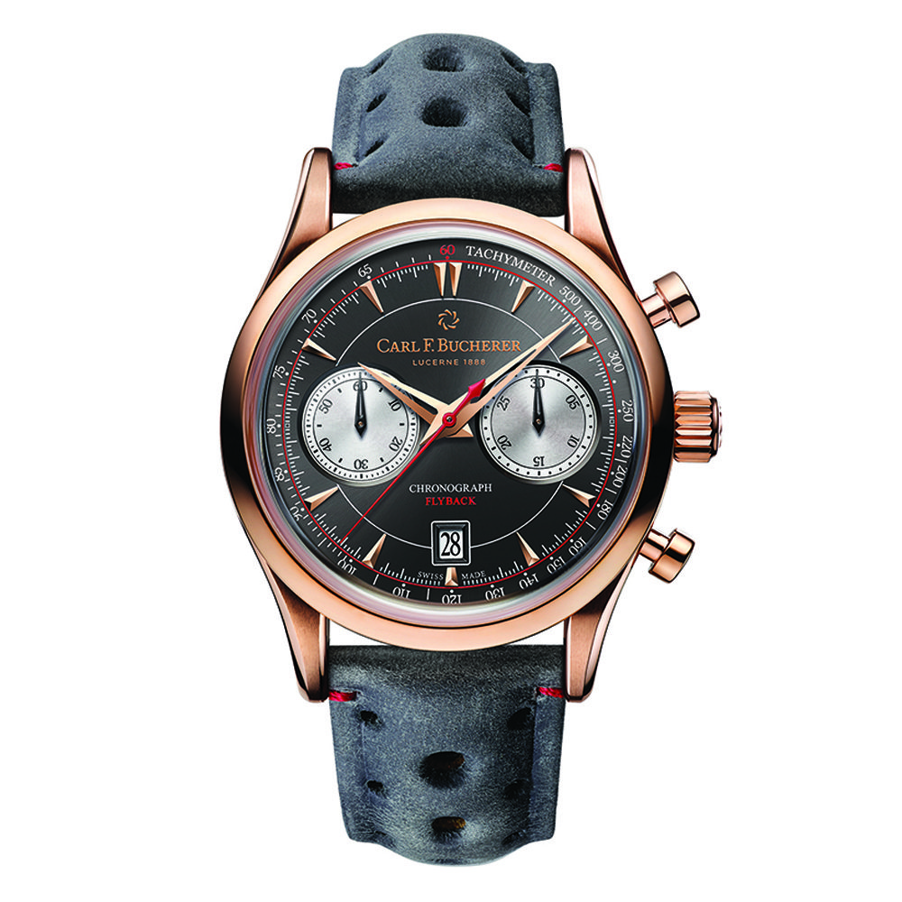 Carl F Bucherer 00.10919.03.33.02