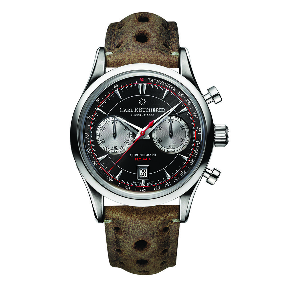 Carl F Bucherer 00.10919.08.33.02