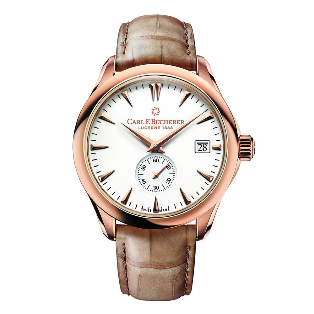 Carl F Bucherer 00.10921.03.23.01