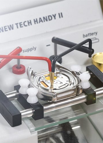 Watch Movement Tester