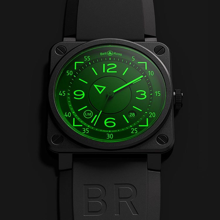 Bell & Ross New HUD Timepiece