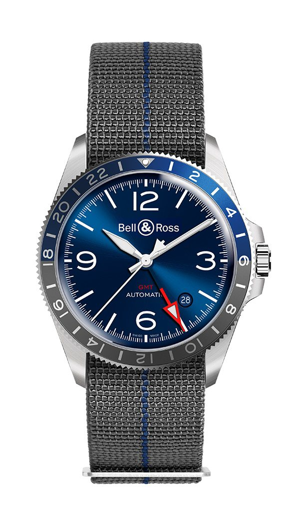 Bell and Ross BRV293-BLU-ST/SF