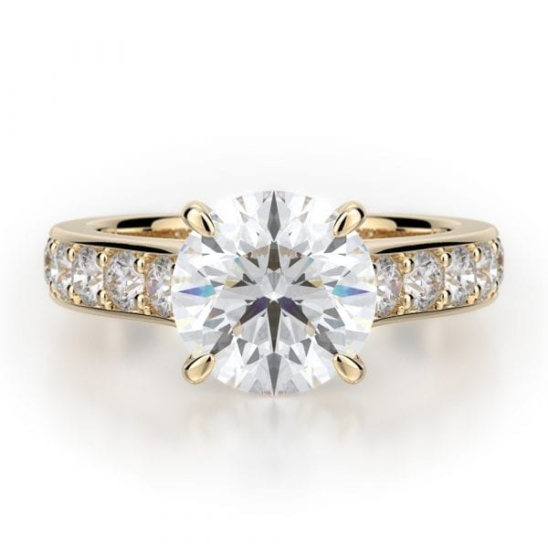 Ella Rose Engagement Ring C6000513-1
