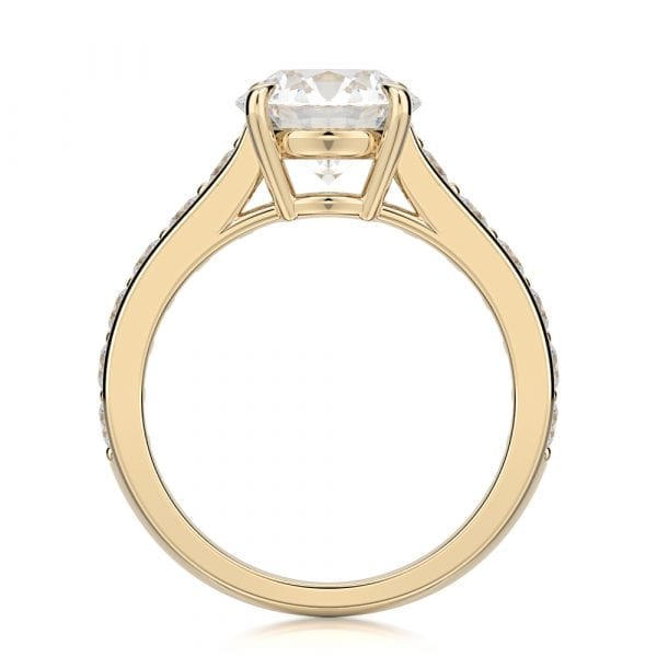 Ella Rose Engagement Ring C6000513-3