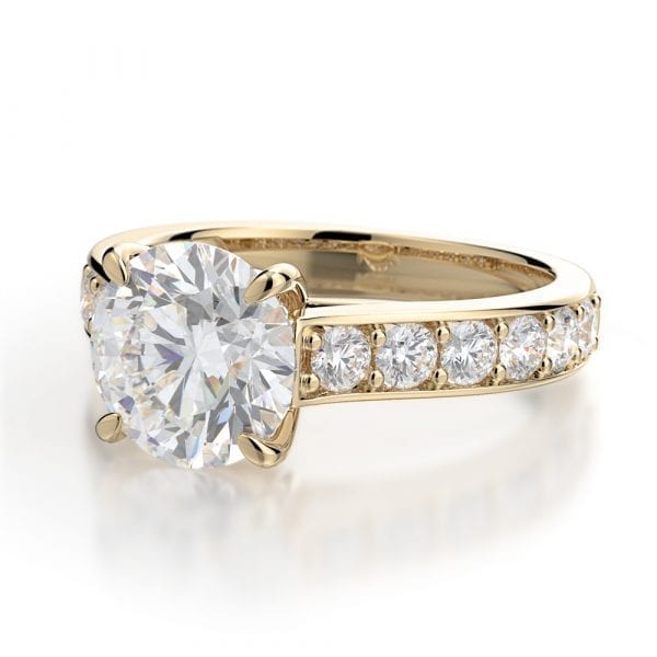 Ella Rose Engagement Ring C6000513-4