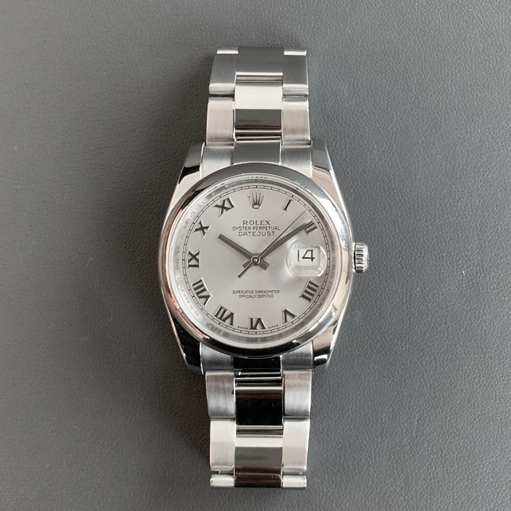 Used Rolex 116200-1A