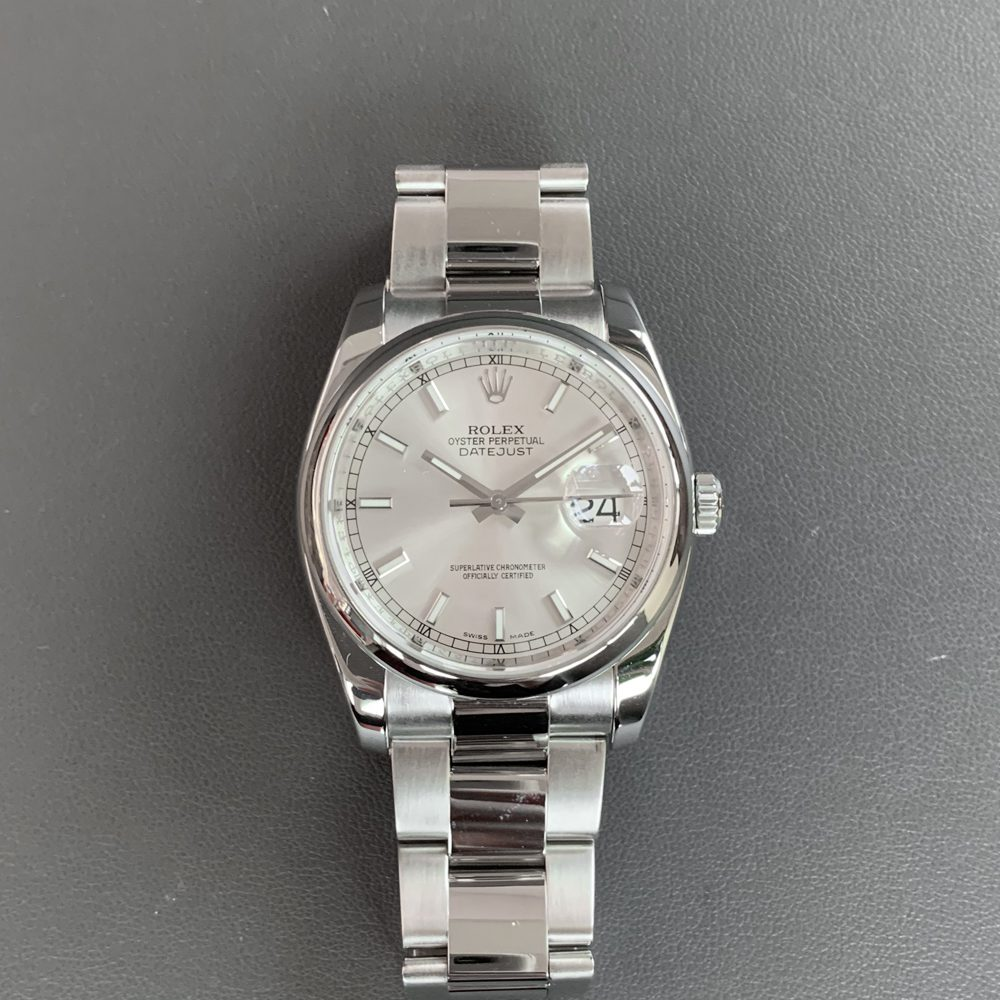 Used Rolex 116200-2A