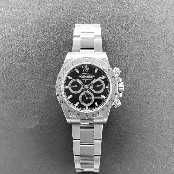 Used Rolex 116520-3A