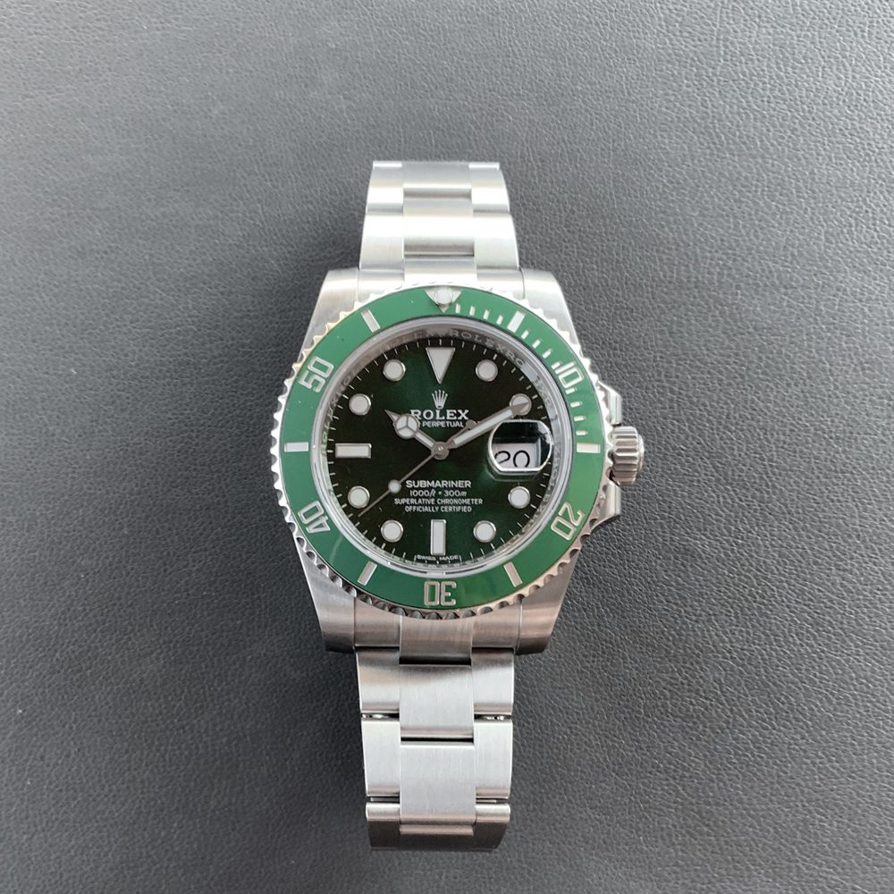 Used Rolex 116610LV-1A
