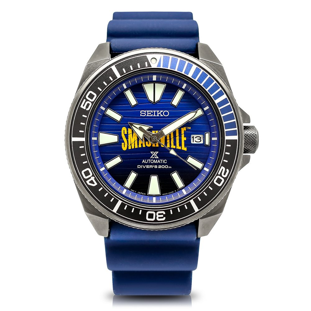 Seiko Smashville Watch