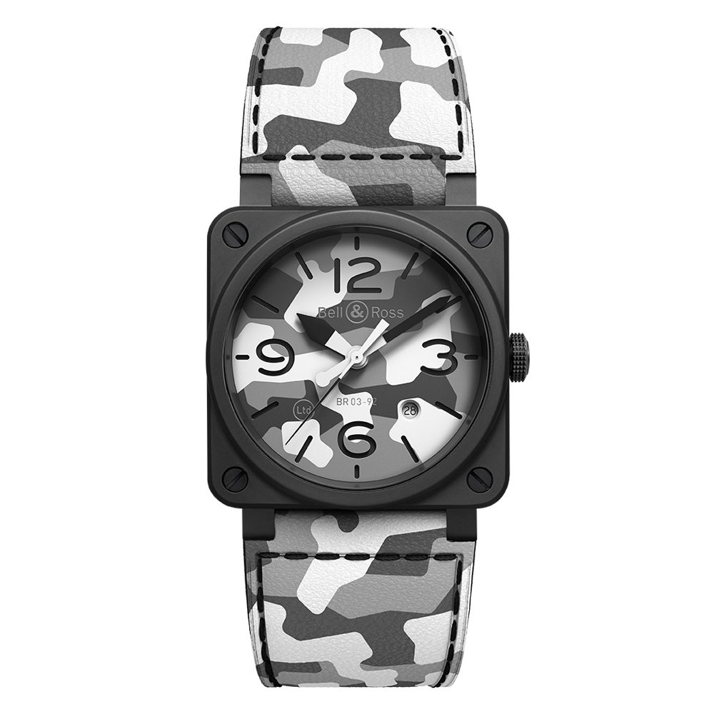 Bell & Ross BR0392-CG-CE/SCA-1