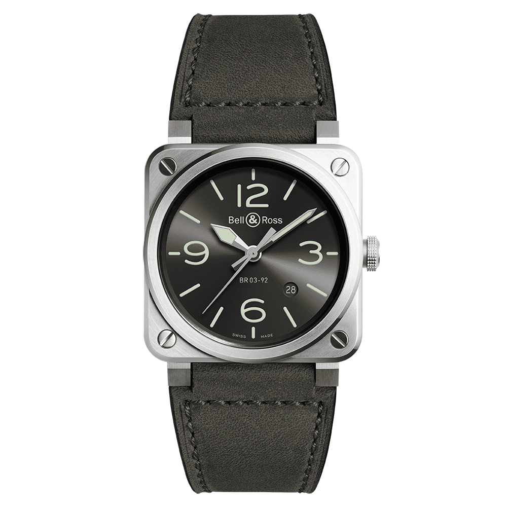 Bell & Ross BR0392-GC3-ST/SCA-1