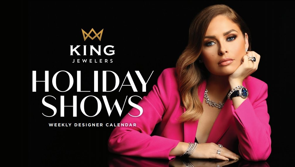 King Jewelers Holiday Trunk Show Calendar 2020