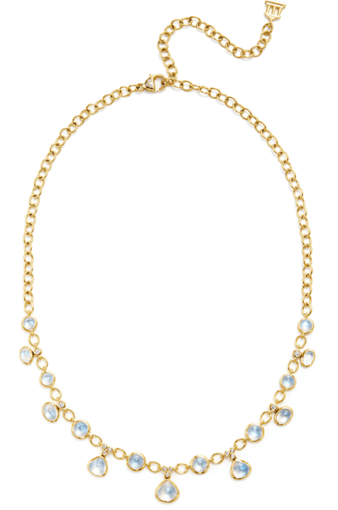 Temple St. Clair Royal Moonstone Necklace