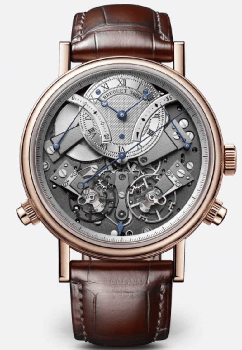 Breguet Tradition Independent Chronograpgh