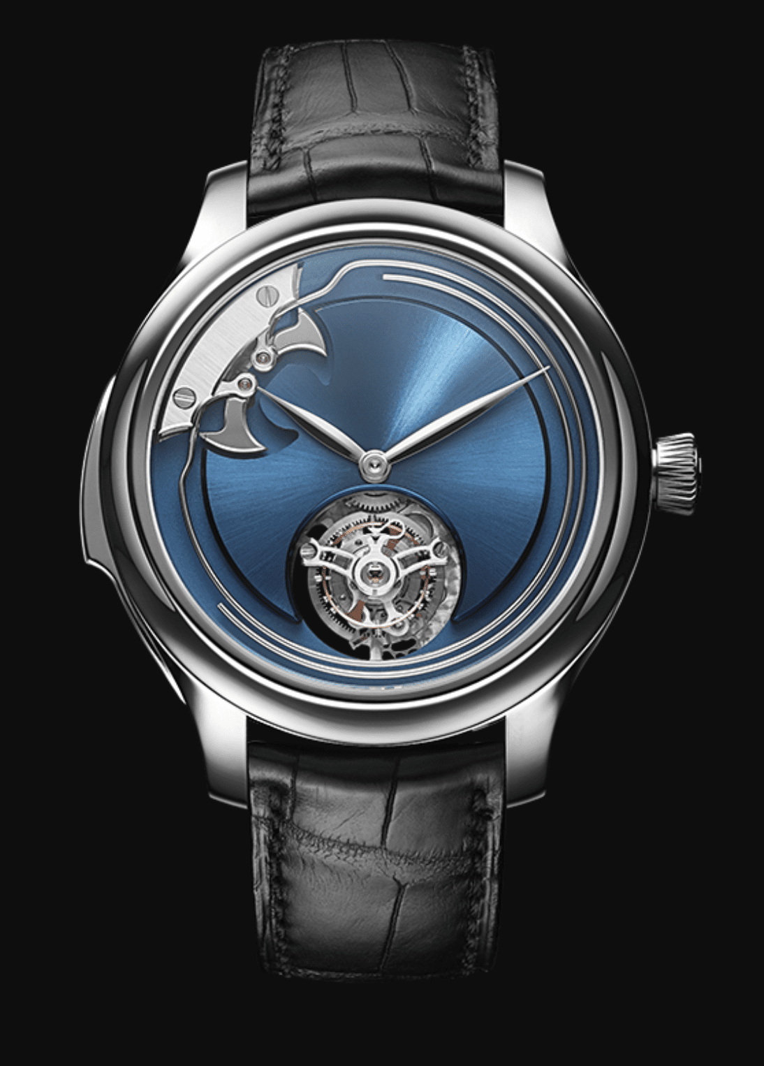 H Moser Endeavor Minute Repeater