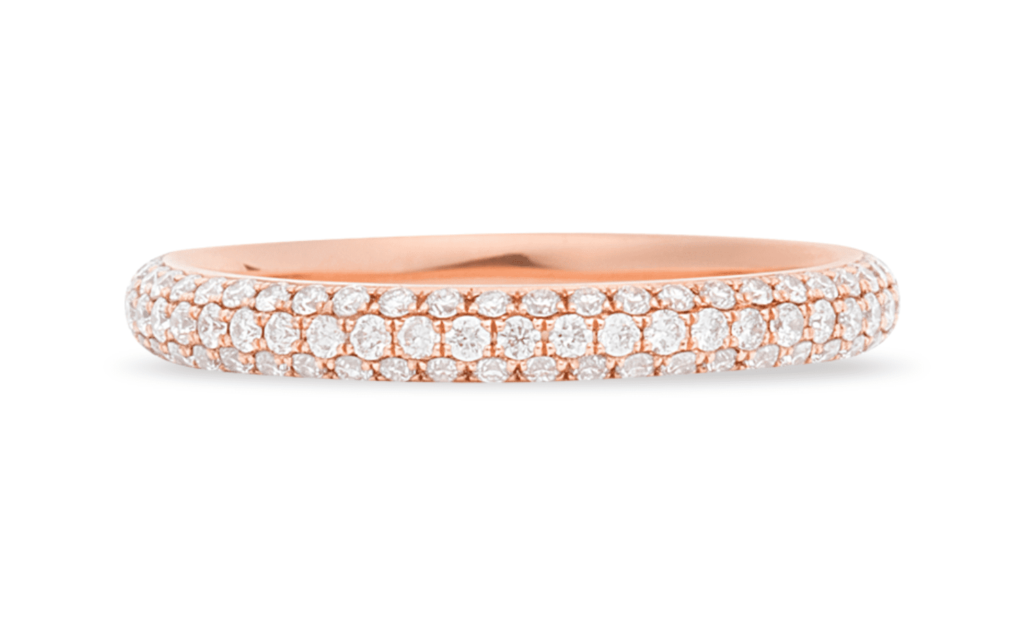 Diamond Eternity Band from King Jewelers
