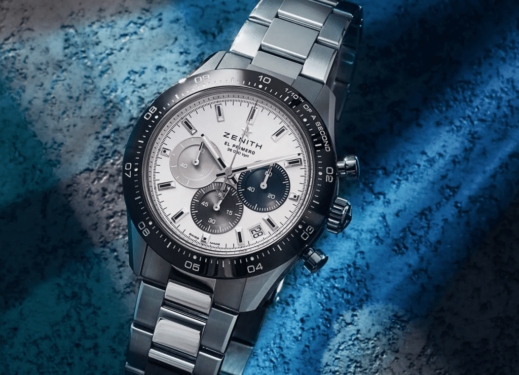 NEW! Zenith Chronomaster Sport Collection