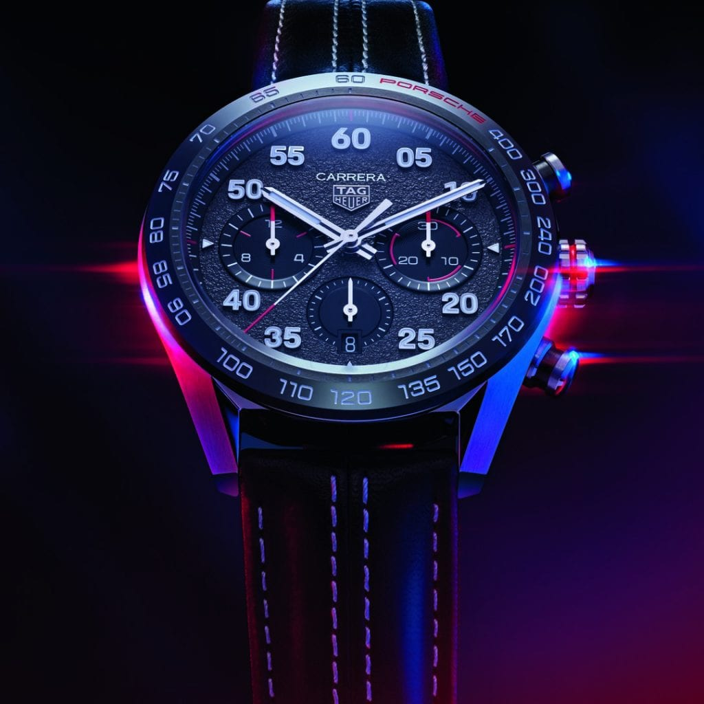 NEW! The TAG Heuer Carrera Porsche Chronograph