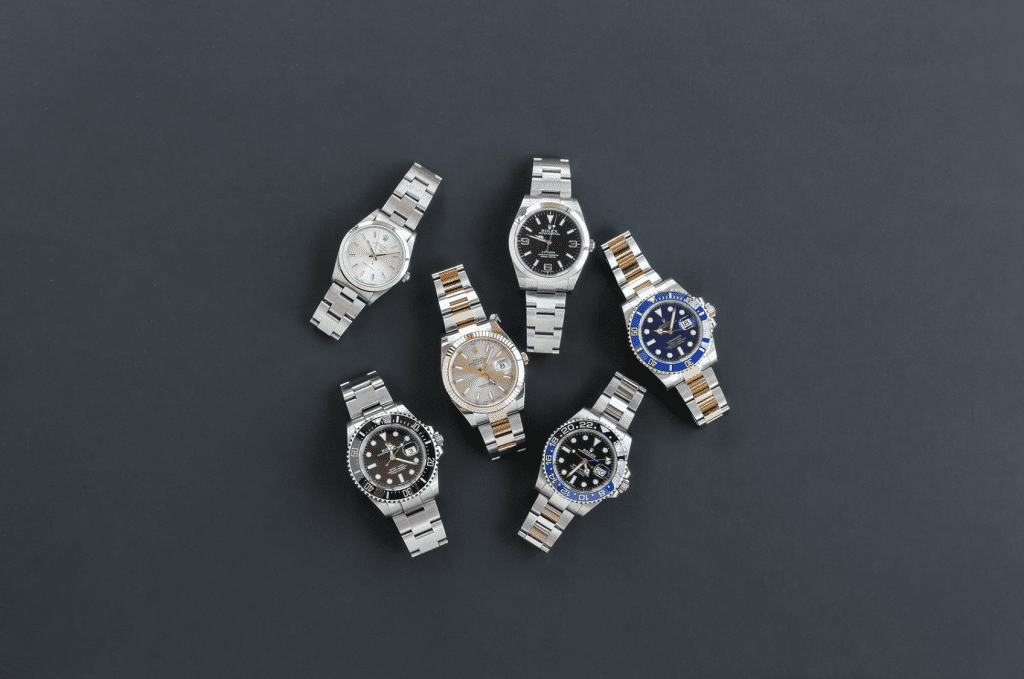 A Guide to Pre-Owned Rolex Watches by Serial Numbers