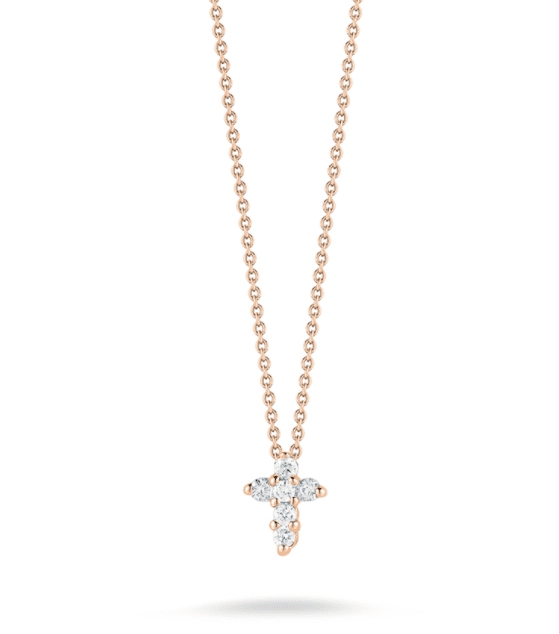 Roberto Coin Baby Cross Easter Jewelry