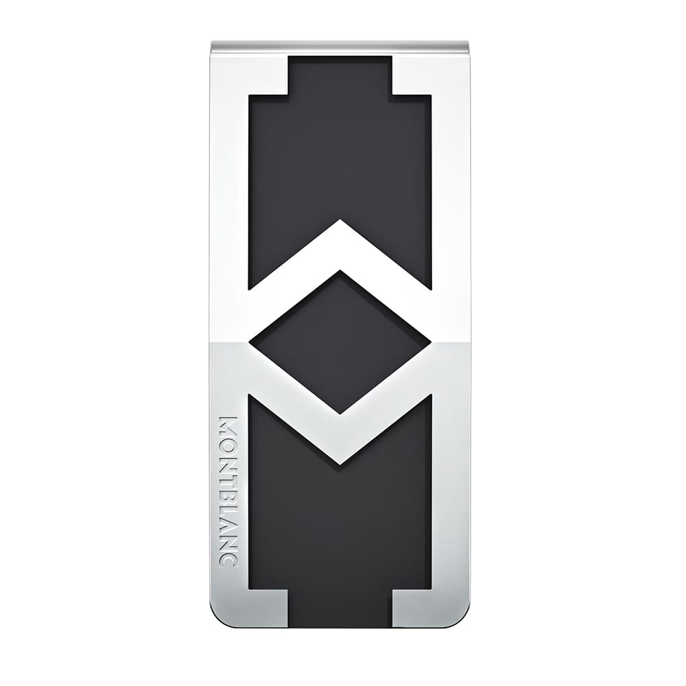 Montblanc Stainless Steel Signature Money Clip