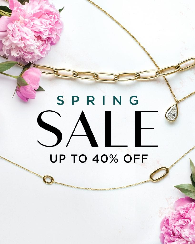 King Jewelers Annual Spring Sale