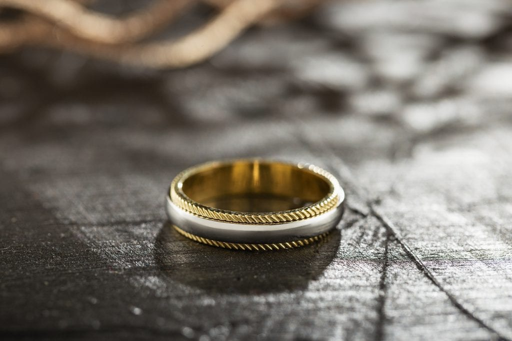Wedding Band Styles for Men